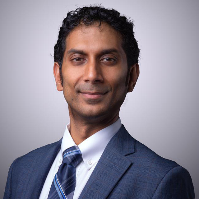 Nilesh Kalyanaraman, M.D., Health Officer